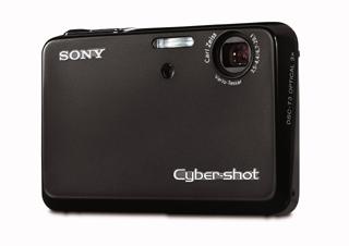 Cyfrowe aparaty fotograficzne SONY DSC-T3